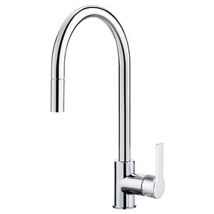 300x300 miscelatore lavello cucina fima carlo frattini kitchen installazione su piano doccia estraibile
