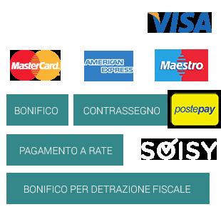 metodi pagamento footer mobile