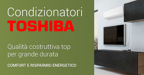 Condizionatori Toshiba