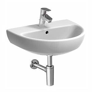300x300 lavabo 65 geberit selnova 65 cm 1 e 3 fori sospeso bianco lucido