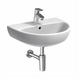 300x300 lavabo 60 geberit selnova 60 cm 1 e 3 fori sospeso bianco lucido