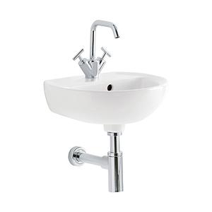 300x300 lavamani 40 geberit colibri 40 cm monoforo sospeso bianco lucido