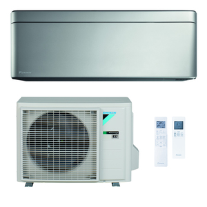 300x300 condizionatore daikin stylish new total silver 12000 btu r32 inverter a plus plus plus wifi