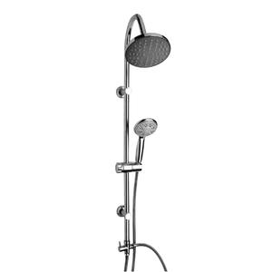 300x300 colonna doccia piralla milano regolabile a fori esistenti