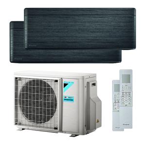 300x300 condizionatore daikin stylish dual split 5000 plus 7000 btu inverter a plus plus plus wifi unita esterna 4 kw ue 2mxm40m ctxa15bt 2 804055