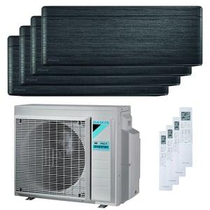 300x300 condizionatore daikin stylish quadri split 5000 plus 5000 plus 9000 plus 18000 btu inverter a plus plus wifi unita esterna 6800 watt ue 4mxm68n ctxa15bt 4 d64630