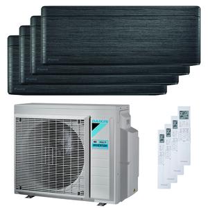 300x300 condizionatore daikin stylish quadri split 5000 plus 7000 plus 9000 plus 12000 btu inverter a plus plus wifi unita esterna 6800 watt ue 4mxm68n ctxa15bt 4 93e349