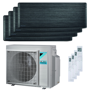 300x300 condizionatore daikin stylish quadri split 7000 plus 9000 plus 9000 plus 12000 btu inverter a plus plus wifi unita esterna 6800 watt ue 4mxm68n ftxa20bt 4 430461