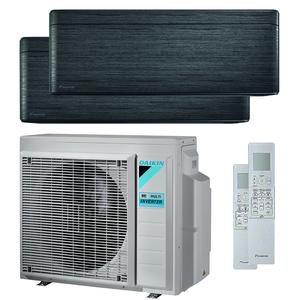 300x300 condizionatore daikin stylish dual split 12000 plus 18000 btu inverter a plus plus wifi unita esterna 6800 watt ue 3mxm68n ftxa35bt 2