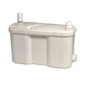 300x300 trituratore lavabo sfa vd120 bianco watermatic