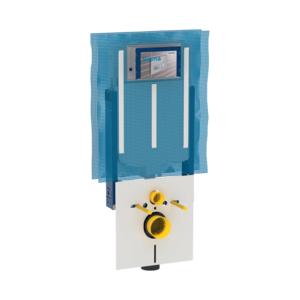 300x300 cassetta incasso geberit sigma 8 con modulo dinstallazione combifix per vaso sospeso 109 cm