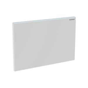 300x300 placca di copertura geberit sigma bianca