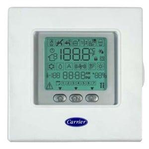 300x300 termostato programmabile per pompe di calore carrier