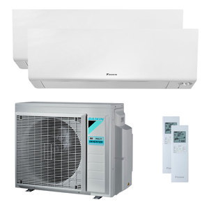 300x300 condizionatore daikin perfera wall dual split 15000 plus 15000 btu inverter a plus plus wifi unita esterna 9 kw ue