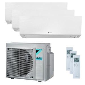 300x300 condizionatore daikin perfera wall trial split 12000 plus 12000 plus 24000 btu inverter a plus plus wifi unita esterna 8 kw ue
