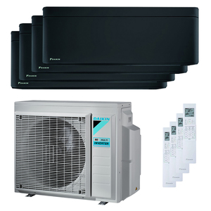 300x300 condizionatore daikin stylish quadri split 5000 plus 5000 plus 9000 plus 12000 btu inverter a plus plus wifi unita esterna 6800 watt ue 4mxm68n9 ctxa15bb 4 8dc2ac