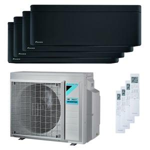 300x300 condizionatore daikin stylish quadri split 5000 plus 7000 plus 9000 plus 18000 btu inverter a plus plus wifi unita esterna 6800 watt ue 4mxm68n9 ctxa15bb 4 20b485