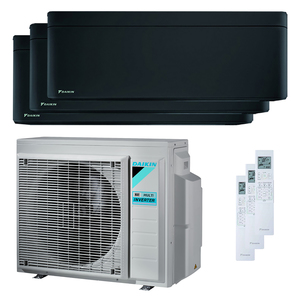 300x300 condizionatore daikin stylish trial split 7000 plus 7000 plus 15000 btu inverter a plus plus wifi unita esterna 6800 watt ue 3mxm68n9 ftxa20bb 3