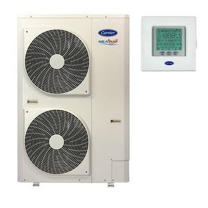 300x300 pompa di calore carrier aquaspan plus 15 kw monofase con modulo idronico