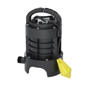 300x300 pompa sommersa sanipump con sistema di triturazione sanitrit monofase 1 dot 5 kw