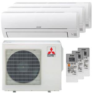 300x300 condizionatore mitsubishi electric msz hr trial split 9000 plus 9000 plus 9000 btu inverter a plus plus esterna 50 kw
