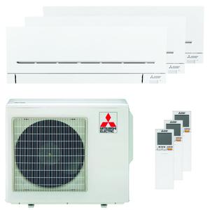 300x300 condizionatore mitsubishi electric msz ap trial split 9000 plus 9000 plus 9000 btu inverter a plus plus esterna 54 kw