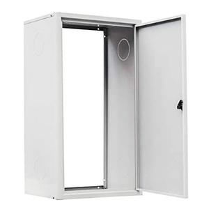 300x300 box copricaldaia copriscaldino copriscaldabagno universale bianco h cm 110 l cm 60 p cm 45