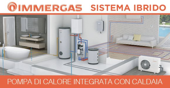Caldaie Immergas